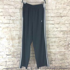 NWOT Men's adidas three stripes pants size large